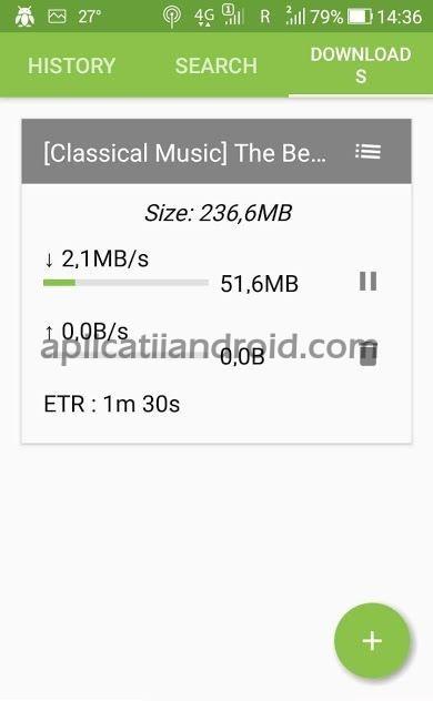 Descarcă muzică nouă pe Android