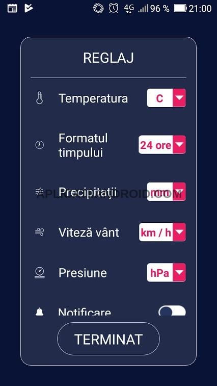 Top aplicații meteo Android 2019: cele mai bune cu widget vremea pe ecran