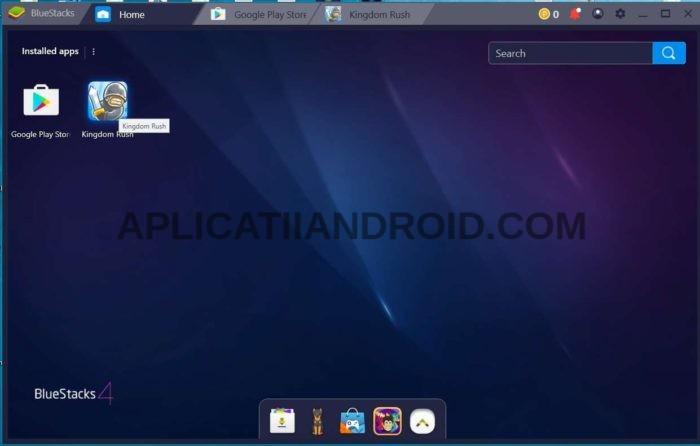 tutorial instalare aplicatii si jocuri android pe computer sau laptop windows