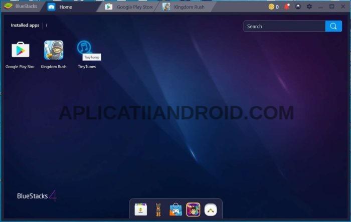 Cum se utilizează aplicații Android pe computer Windows cu Bluestacks