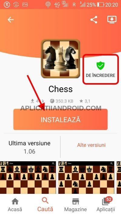 aptoide aplicatii android