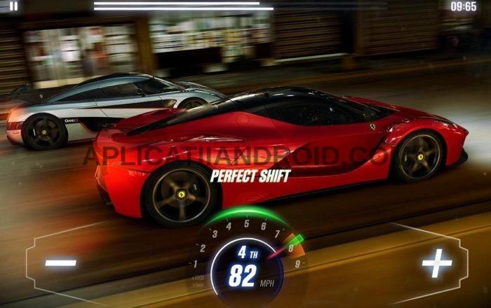 Jocuri cu masini de curse Android CSR Racing 2
