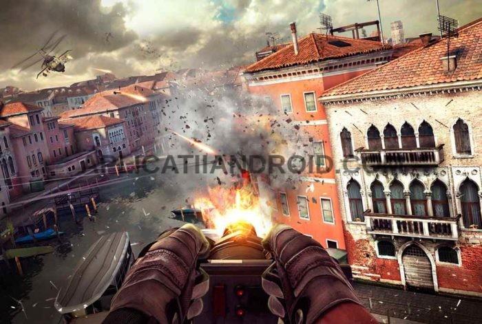 Modern Combat 5 jocuri multiplayer online gratis pentru Android